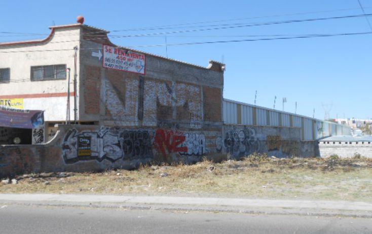 Foto de terreno habitacional en venta en plateros 205, san pedrito peñuelas i, querétaro, querétaro, 1768020 no 01