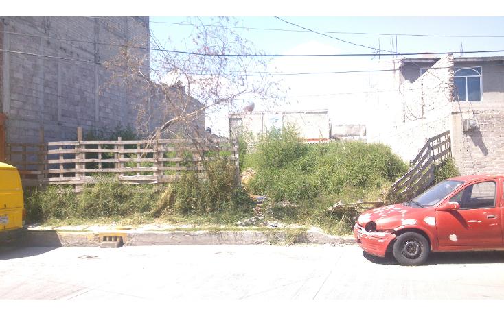 Foto de terreno habitacional en venta en  , plateros, chimalhuacán, méxico, 1311871 No. 01