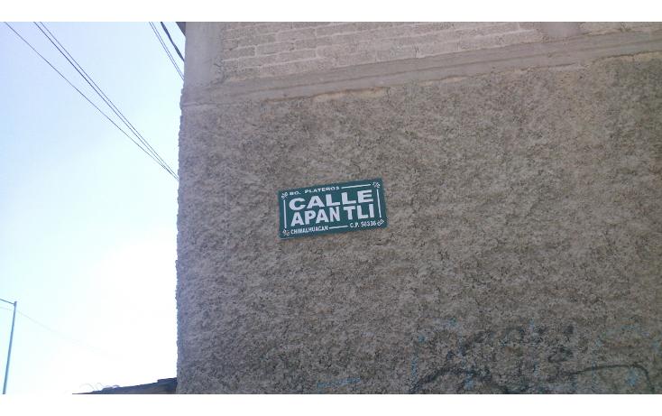 Foto de terreno habitacional en venta en  , plateros, chimalhuacán, méxico, 1311871 No. 04