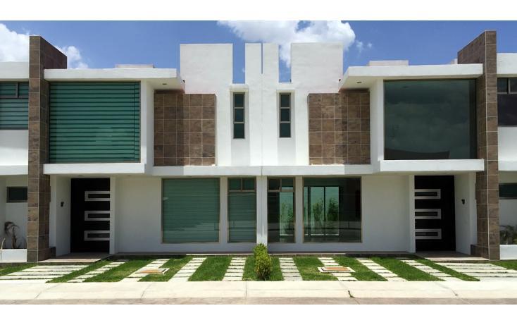 Foto de casa en venta en  , platina, pachuca de soto, hidalgo, 1287099 No. 01
