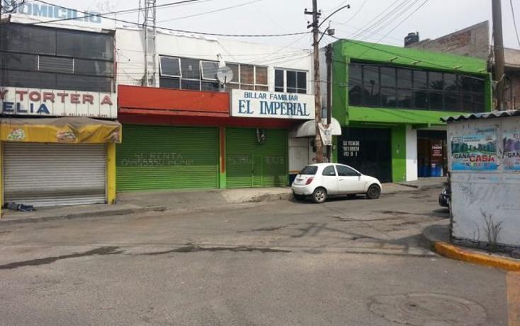 Foto de local en venta en playa abierta , la quebrada centro, cuautitlán izcalli, méxico, 529051 No. 01