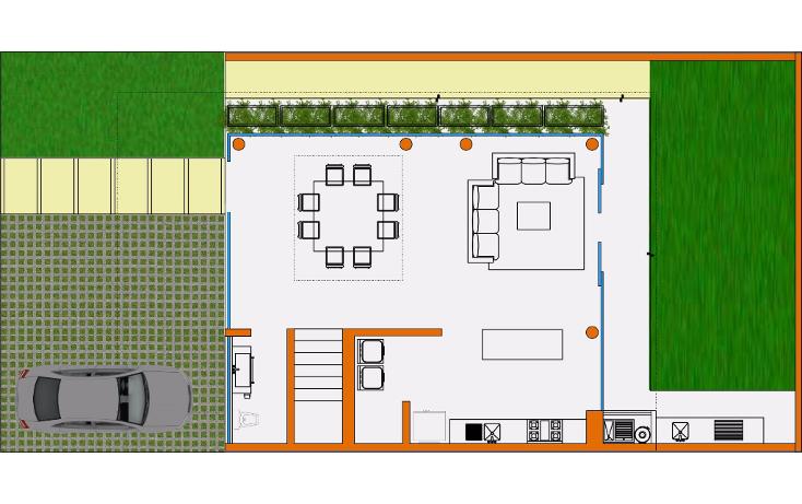 Foto de casa en venta en  , playa azul, solidaridad, quintana roo, 1064157 No. 02