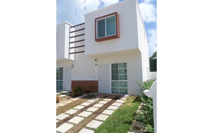 Foto de casa en renta en  , playa azul, solidaridad, quintana roo, 1136683 No. 01