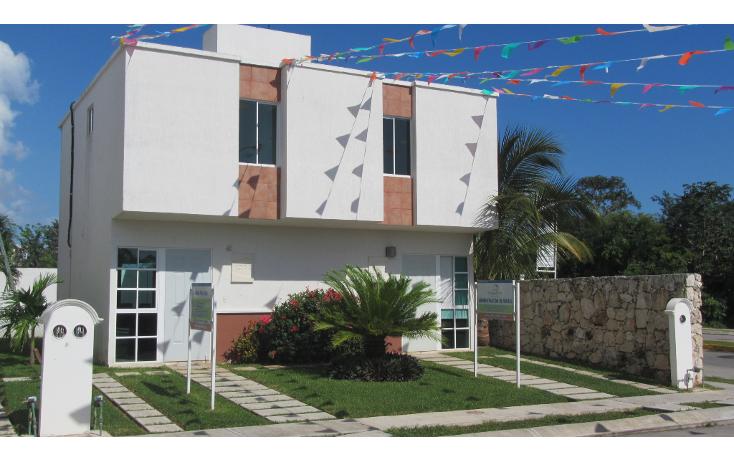 Foto de casa en venta en  , playa azul, solidaridad, quintana roo, 1165851 No. 01