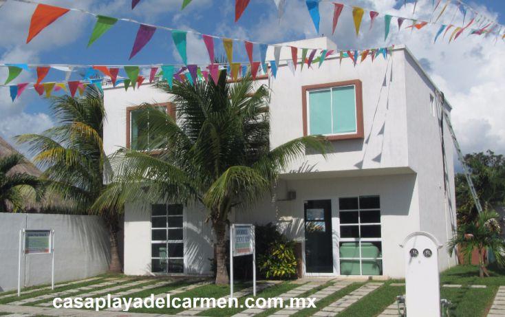 Foto de casa en condominio en venta en, playa azul, solidaridad, quintana roo, 1207147 no 01