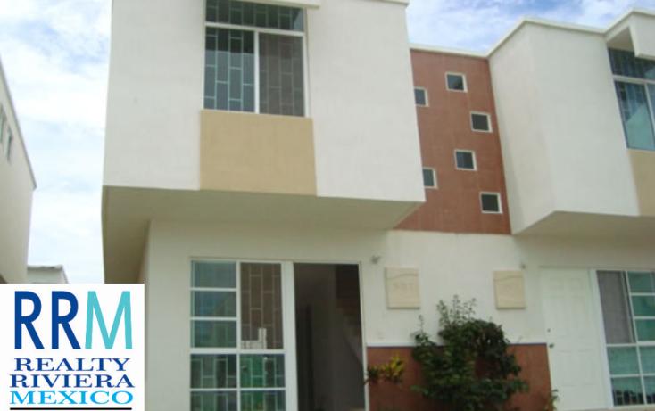 Foto de casa en venta en  , playa azul, solidaridad, quintana roo, 1484967 No. 01