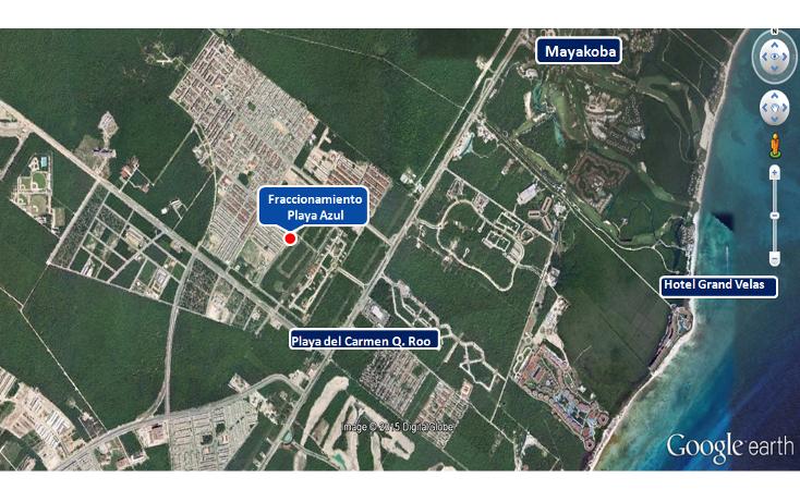 Foto de casa en venta en  , playa azul, solidaridad, quintana roo, 1484967 No. 11