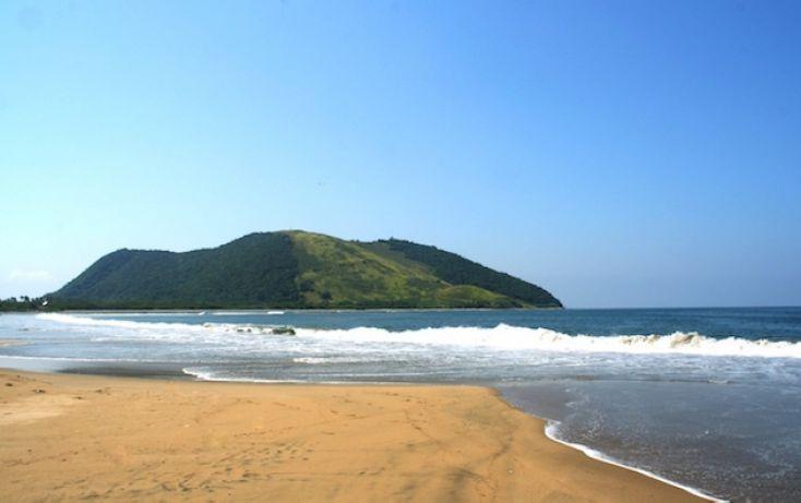 Foto de terreno habitacional en venta en playa blanca barra de potosí, barra de potosí, petatlán, guerrero, 1404499 no 01