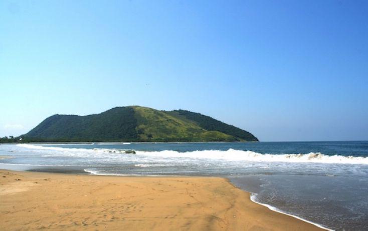 Foto de terreno habitacional en venta en playa blanca barra de potosí, barra de potosí, petatlán, guerrero, 1404499 no 02
