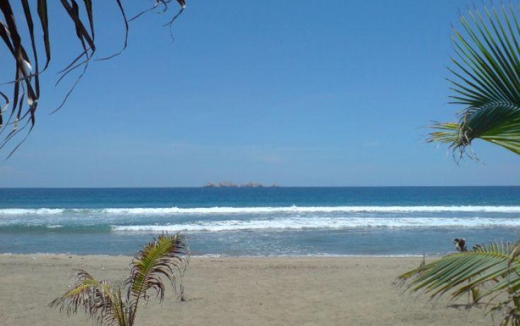 Foto de terreno habitacional en venta en playa blanca barra de potosí, barra de potosí, petatlán, guerrero, 1404507 no 01