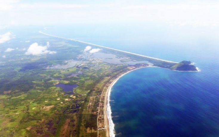 Foto de terreno habitacional en venta en playa blanca barra de potosí, barra de potosí, petatlán, guerrero, 1404507 no 02