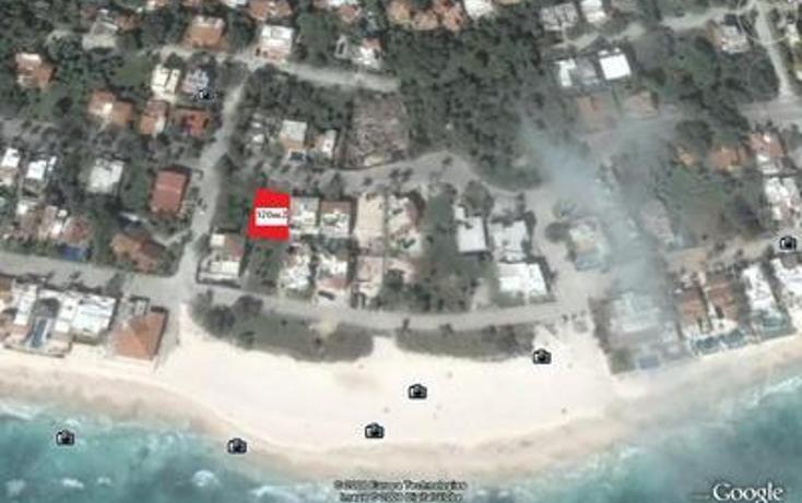 Foto de terreno habitacional en venta en  , playa car fase i, solidaridad, quintana roo, 1047991 No. 01