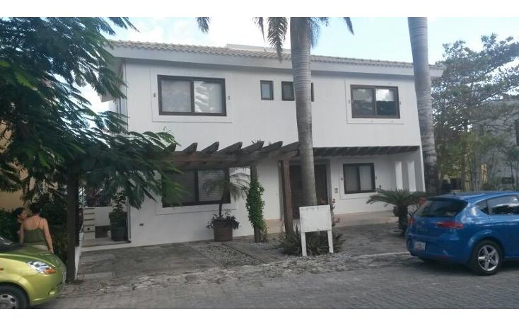Foto de casa en venta en  , playa car fase i, solidaridad, quintana roo, 1267725 No. 01