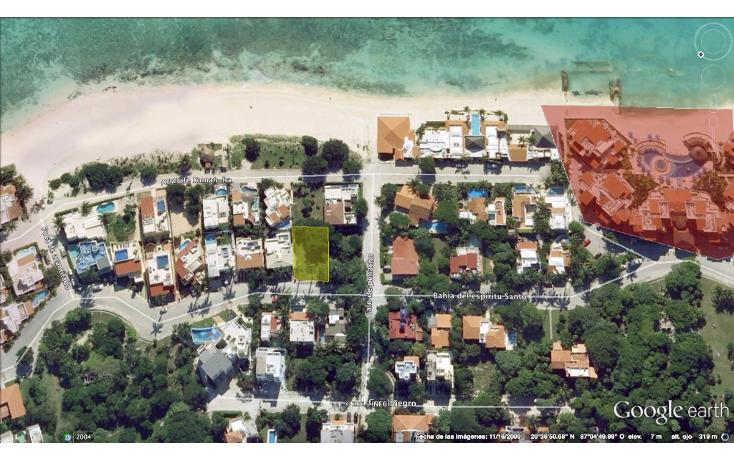 Foto de terreno habitacional en venta en  , playa car fase i, solidaridad, quintana roo, 1386971 No. 02
