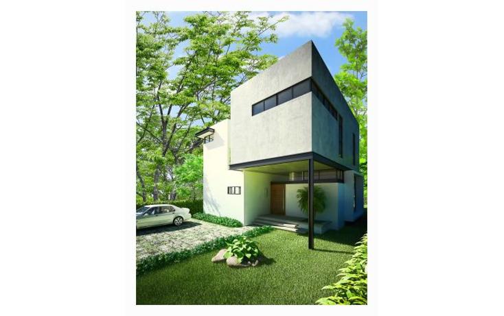 Foto de casa en venta en  , playa car fase i, solidaridad, quintana roo, 940901 No. 01