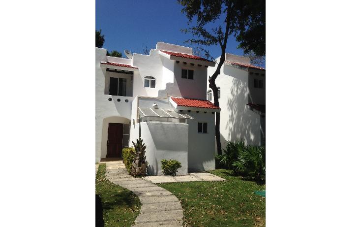 Foto de casa en renta en  , playa car fase ii, solidaridad, quintana roo, 1057333 No. 01