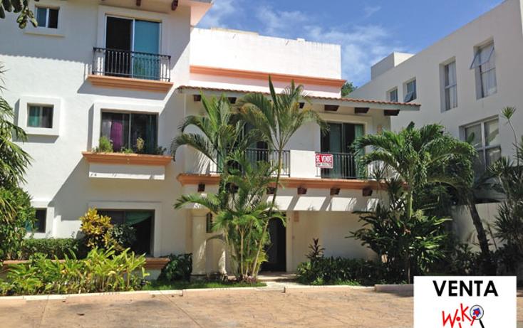 Foto de casa en venta en  , playa car fase ii, solidaridad, quintana roo, 1114127 No. 01