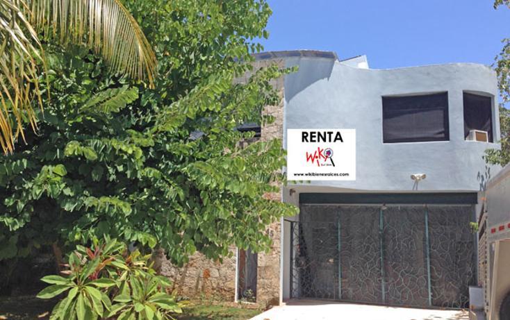 Foto de casa en venta en  , playa car fase ii, solidaridad, quintana roo, 1138961 No. 01