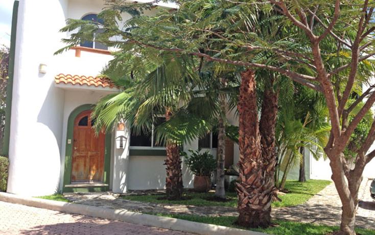 Foto de casa en renta en  , playa car fase ii, solidaridad, quintana roo, 1267783 No. 01