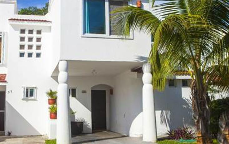 Foto de casa en venta en  , playa car fase ii, solidaridad, quintana roo, 1640411 No. 01