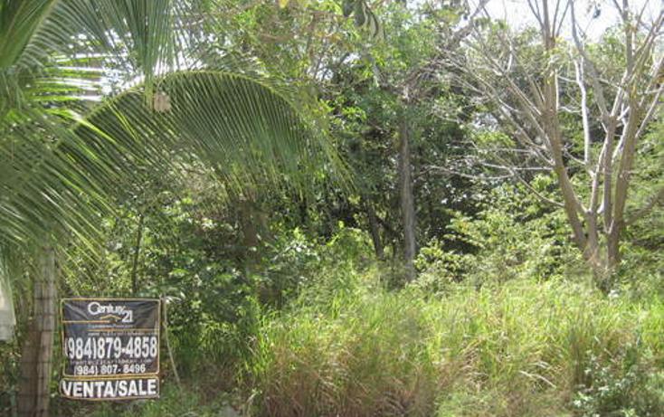 Foto de terreno habitacional en venta en  , playa car fase ii, solidaridad, quintana roo, 1865476 No. 01