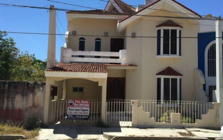 Foto de casa en venta en playa chametla 200, villas playa sur, mazatlán, sinaloa, 1819058 no 01