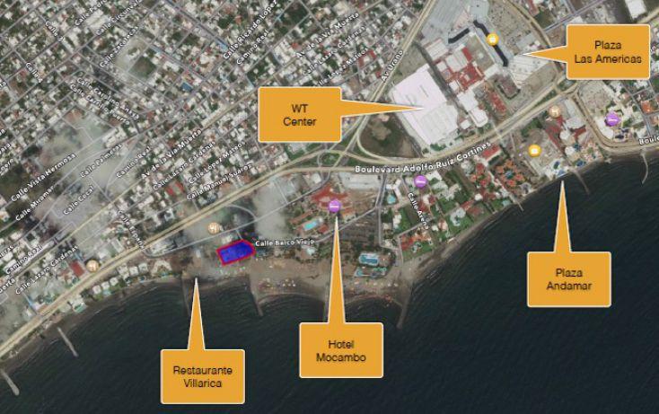 Foto de terreno comercial en venta en, playa de oro mocambo, boca del río, veracruz, 1246619 no 02