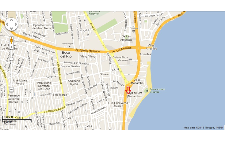 Foto de oficina en renta en  , playa de oro mocambo, boca del r?o, veracruz de ignacio de la llave, 1042551 No. 03