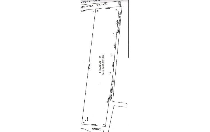 Foto de terreno habitacional en venta en  , playa de vacas, medellín, veracruz de ignacio de la llave, 1088183 No. 06