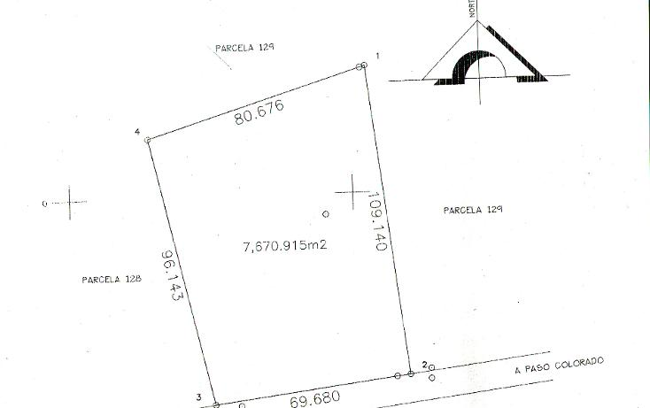 Foto de terreno habitacional en venta en  , playa de vacas, medellín, veracruz de ignacio de la llave, 1104349 No. 04