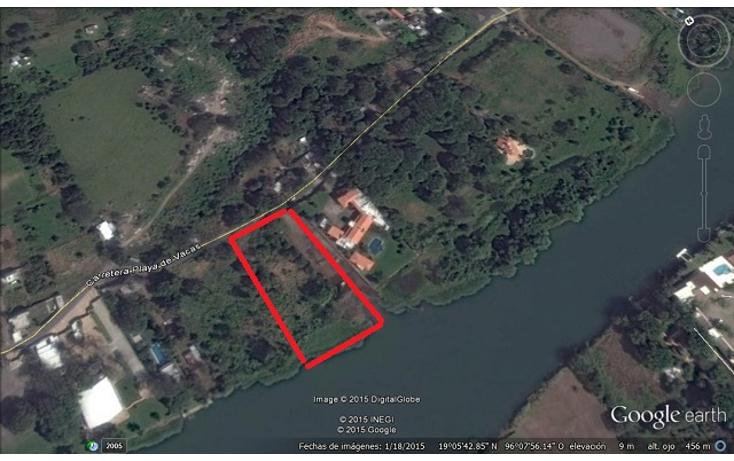 Foto de terreno habitacional en venta en  , playa de vacas, medellín, veracruz de ignacio de la llave, 1404107 No. 01