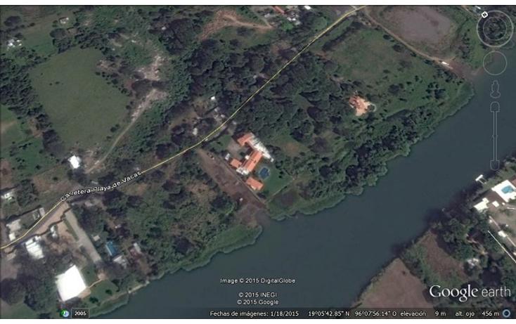 Foto de terreno habitacional en venta en  , playa de vacas, medellín, veracruz de ignacio de la llave, 1692538 No. 01
