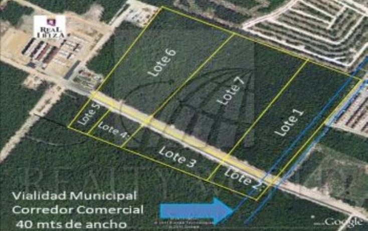 Foto de terreno comercial en venta en playa del carmen 0000, playa del carmen centro, solidaridad, quintana roo, 1026945 No. 01