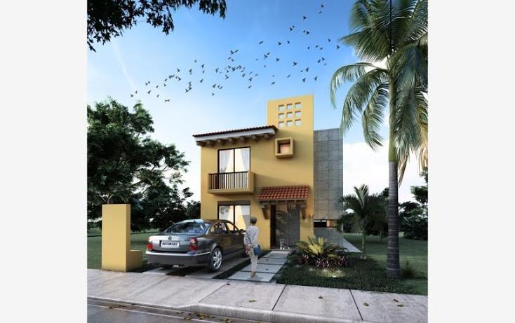 Foto de casa en venta en centro maya , playa del carmen centro, solidaridad, quintana roo, 1021449 No. 02