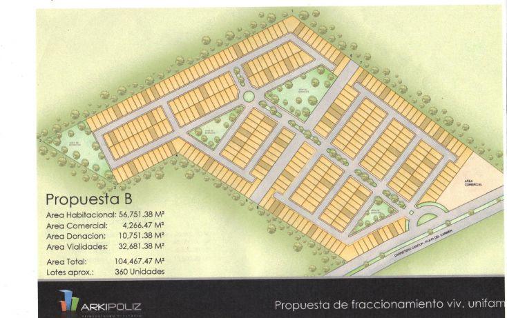 Foto de terreno comercial en venta en, playa del carmen centro, solidaridad, quintana roo, 1049857 no 08