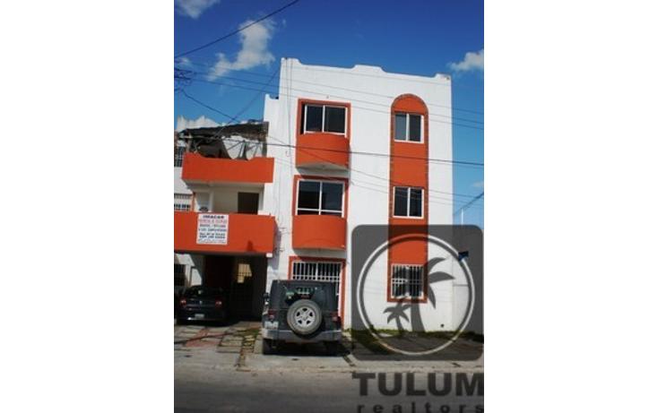 Foto de edificio en venta en  , playa del carmen centro, solidaridad, quintana roo, 1050067 No. 01