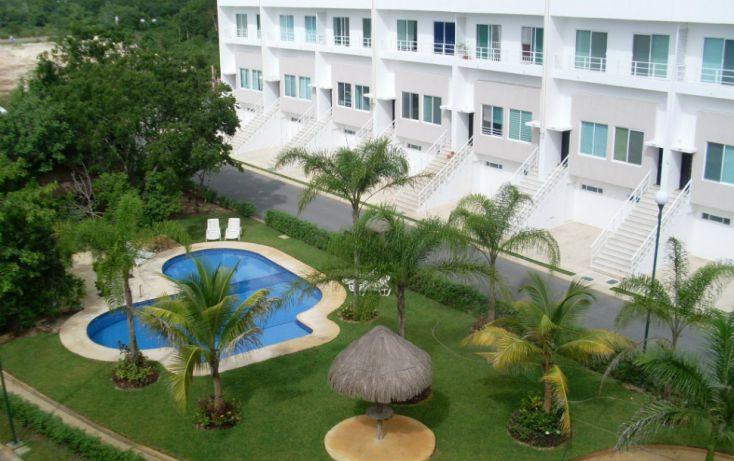 Foto de casa en condominio en renta en, playa del carmen centro, solidaridad, quintana roo, 1056943 no 01