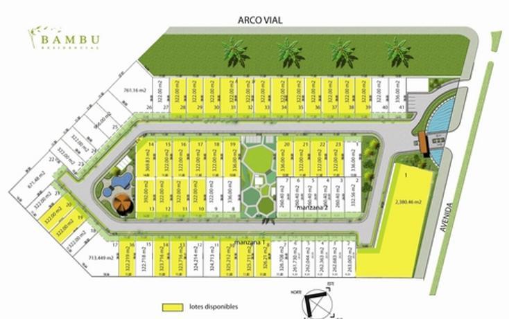 Foto de terreno habitacional en venta en, playa del carmen centro, solidaridad, quintana roo, 1065677 no 04