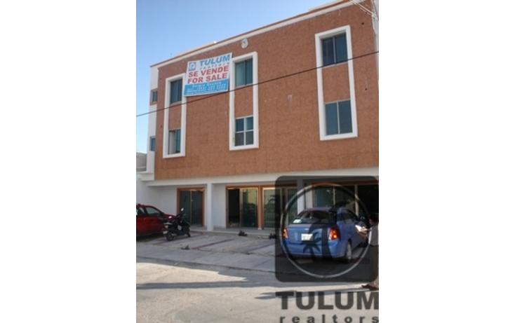 Foto de edificio en venta en  , playa del carmen centro, solidaridad, quintana roo, 1066615 No. 01