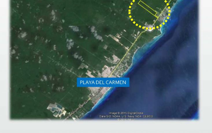 Foto de terreno habitacional en venta en, playa del carmen centro, solidaridad, quintana roo, 1067811 no 02