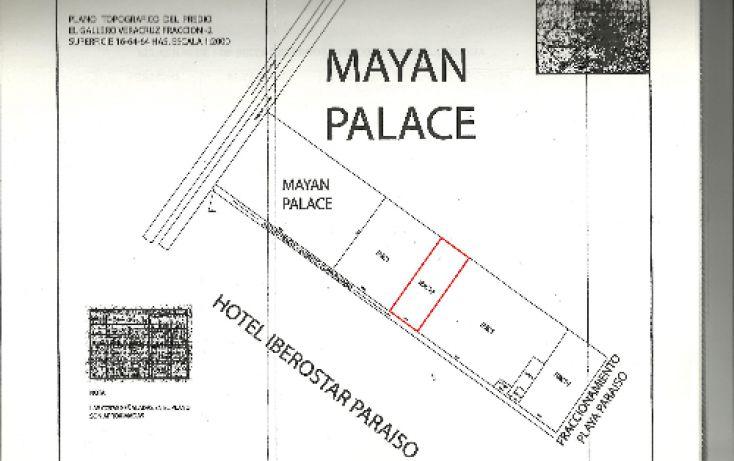 Foto de terreno comercial en venta en, playa del carmen centro, solidaridad, quintana roo, 1085541 no 02