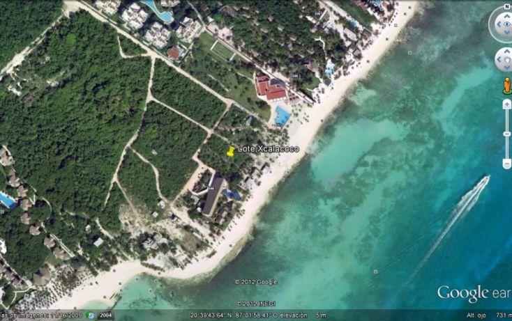 Foto de terreno comercial en venta en, playa del carmen centro, solidaridad, quintana roo, 1096273 no 01