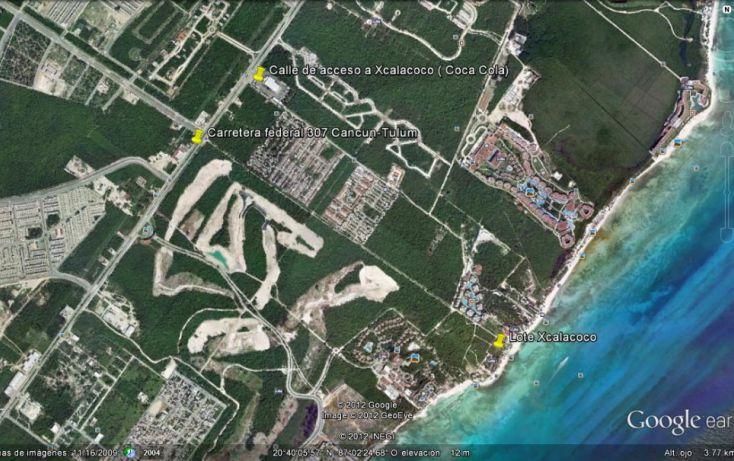 Foto de terreno comercial en venta en, playa del carmen centro, solidaridad, quintana roo, 1096273 no 04