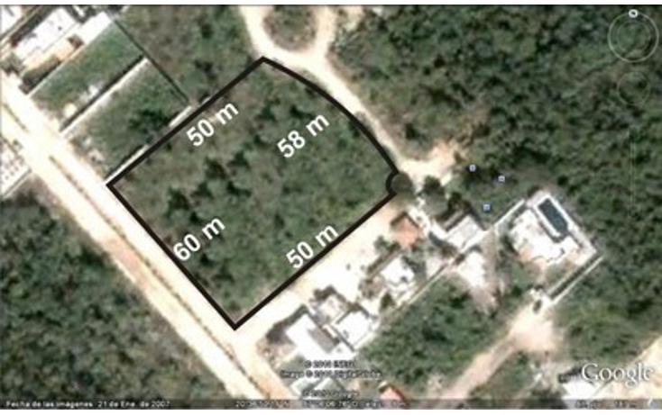 Foto de terreno habitacional en venta en  , playa del carmen centro, solidaridad, quintana roo, 1098189 No. 05