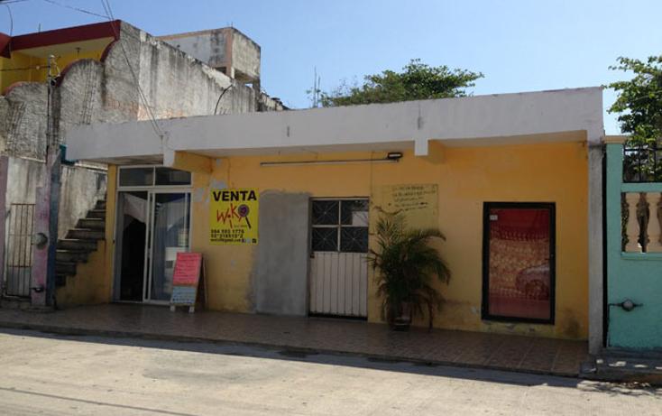 Foto de casa en venta en  , playa del carmen centro, solidaridad, quintana roo, 1102633 No. 01