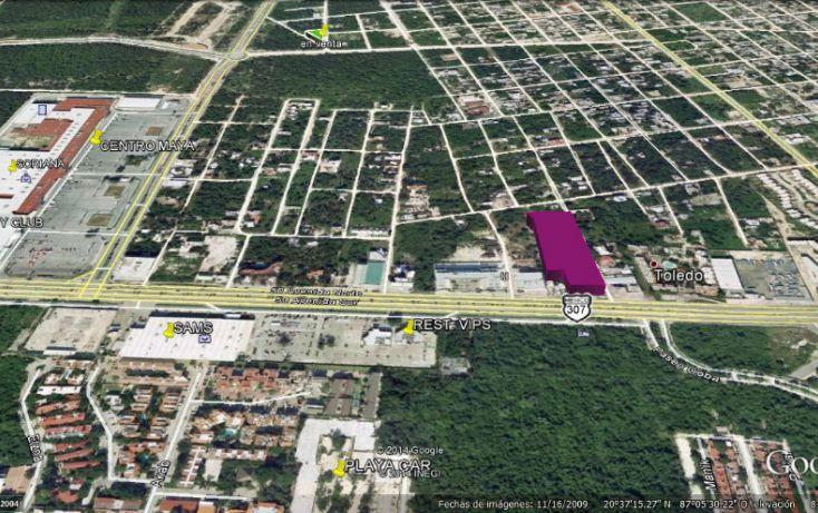 Foto de terreno comercial en venta en, playa del carmen centro, solidaridad, quintana roo, 1103343 no 02