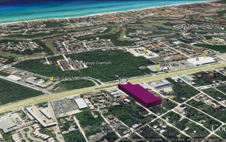 Foto de terreno comercial en venta en, playa del carmen centro, solidaridad, quintana roo, 1103343 no 03