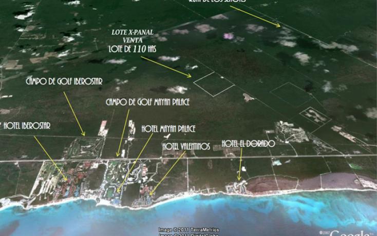Foto de terreno habitacional en venta en, playa del carmen centro, solidaridad, quintana roo, 1115031 no 02