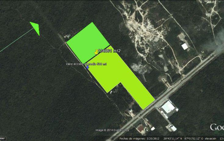 Foto de terreno comercial en venta en, playa del carmen centro, solidaridad, quintana roo, 1123725 no 01