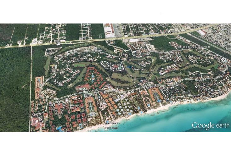 Foto de terreno habitacional en venta en  , playa del carmen centro, solidaridad, quintana roo, 1127707 No. 03